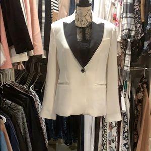 Express tuxedo jacket